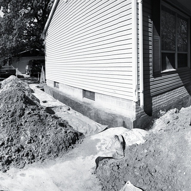 Preparing a Home for Basement Waterproofing